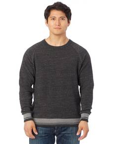 Alternative Drop Ship 9575F Men's Champ Eco-Fleece Ivy League Sweatshirt