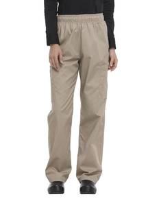 Dickies Chef DC12 Unisex Elastic Waist Cargo Pocket Pant
