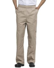 Dickies Chef DC15 Unisex Double Knee Baggy Elastic Pant