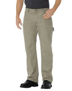 Dickies Drop Ship DU250 Men's Relaxed Fit Straight-Leg Carpenter Duck Pant