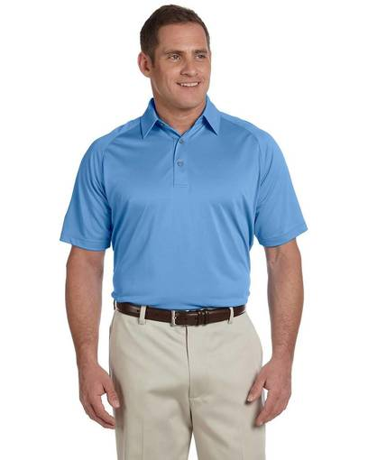 ashworth 1270c men's performance wicking piqué polo front image