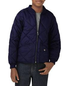 Dickies KJ242 Youth Quilted Nylon Jacket