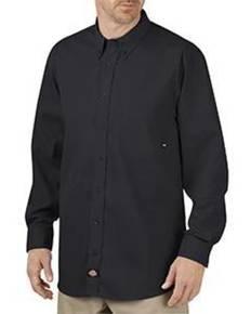 Dickies LL505 Unisex Industrial Flex Comfort Long-Sleeve Shirt