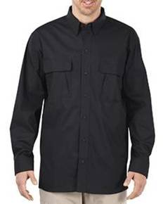 Dickies Drop Ship LL953T Unisex Tall Tactical Ventilated Ripstop Long-Sleeve Shirt