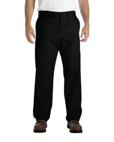 Dickies Drop Ship LP817 Men's Industrial Flat Front Comfort Waist Pant