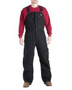 Dickies TB246 Unisex Sanded Duck Insulated Bib Overall