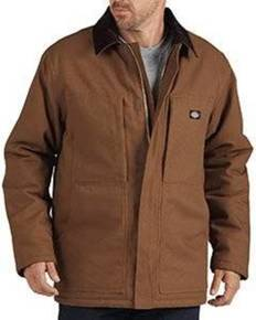 Dickies TC845 Unisex Sanded Chore Duck Coat