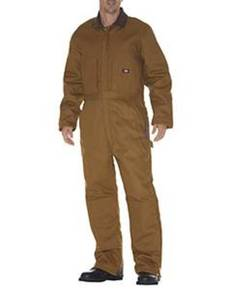 Dickies Drop Ship TV239 Unisex Duck Insulated Coverall