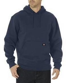 Dickies TW392 Unisex Midweight Fleece Pullover Hoodie