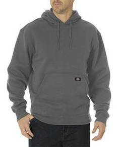Dickies TW392T Unisex Tall Midweight Fleece Pullover Hoodie
