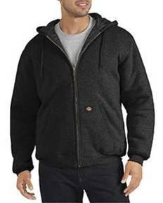 Dickies Drop Ship TW394T Unisex Tall Heavyweight Quilted Fleece Hoodie