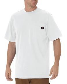 Dickies Drop Ship WS436T Men's Tall Short-Sleeve Pocket T-Shirt
