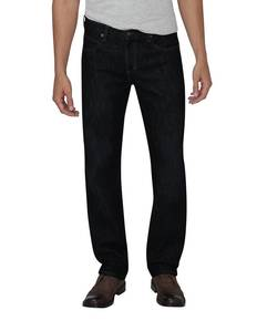Dickies XD730 Men's X-Series Regular Fit Straight-Leg 5-Pocket Denim Jean Pant