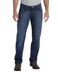 Dickies XD740 Men's X-Series Relaxed Fit Straight-Leg 5-Pocket Denim Jean Pant