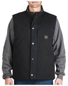 Walls Outdoor YE335 Men's Workwear Vest with Kevlar