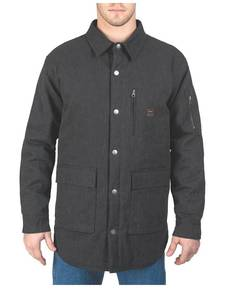 Walls Outdoor YJ337 Unisex Workwear Jack-Shirt with Kevlar