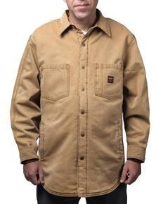 Walls Outdoor YJ340T Unisex Tall Vintage Duck Shirt Jacket
