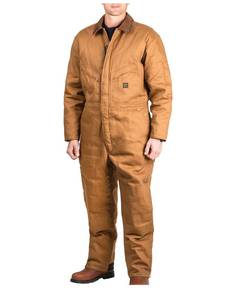 Walls Outdoor YV318T Men's Tall Zero-Zone  Duck Insulated Coverall