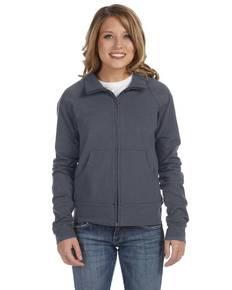 Bella + Canvas 807 Ladies' Cotton/Spandex Cadet Jacket