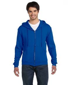Fruit of the Loom 82230 Adult 12 oz. Supercotton™ Full-Zip Hood