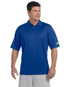 Russell Athletic 833GHM Men's Team Essential Polo