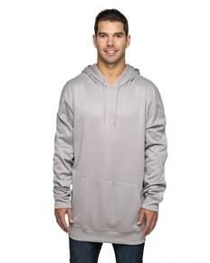 Rawlings Drop Ship RP9709 Adult 8.8 oz., Polyester Fleece Pullover Hooded Sweatshirt