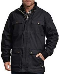 Dickies TC476 Men's FLEX Sanded Duck Mobility Coat