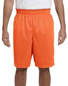 """Augusta Sportswear 848 Adult Tricot Mesh/Tricot-Lined 9"""" Short"""