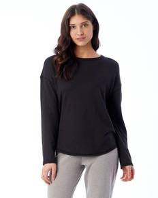 Alternative 7606B Ladies' Dropped Shoulder Vintage Heavy Knit Pullover