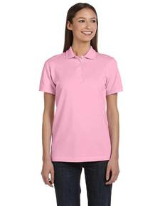 Anvil 8680A Ladies' Ringspun Piqué Polo