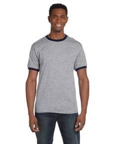 Anvil 923 Heavyweight Ringer T-Shirt
