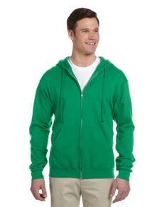 Jerzees 993 Adult 8 oz. NuBlend® Fleece Full-Zip Hood