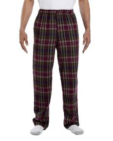 Robinson Apparel 9970 Unisex Drawstring Flannel Pant