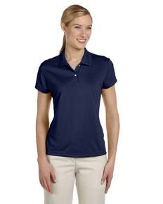 adidas Golf A122 Ladies' climalite Short-Sleeve Piqué Polo