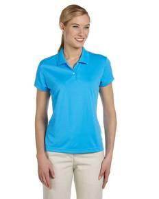 adidas Golf A122 Ladies' climalite Short-Sleeve Piqué Polo