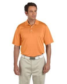 adidas Golf A161 Men's climalite Textured Short-Sleeve Polo