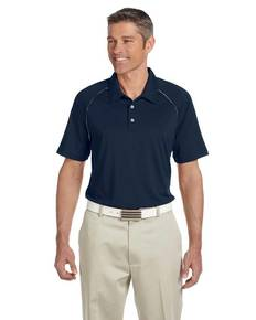 adidas Golf A82 Men's climalite® Piped Colorblock Polo