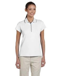 adidas Golf A89 Ladies' ClimaLite® Tour Jersey Short-Sleeve Polo