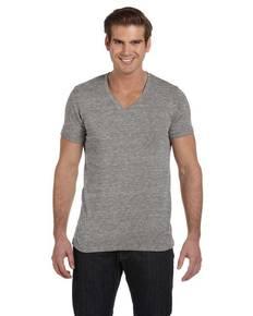 Alternative AA1932 Men's Boss V-Neck Eco-Jersey™ T-Shirt