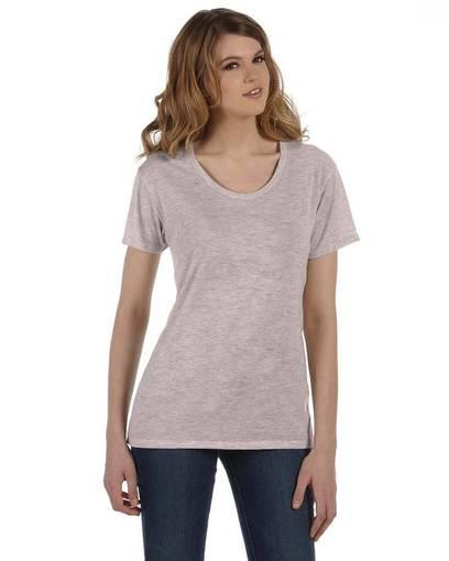 alternative aa2620 ladies' kimber slinky jersey t-shirt front image