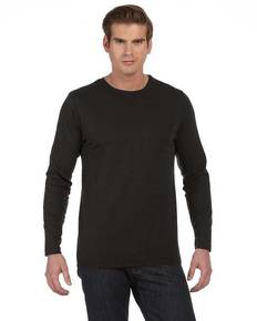 Alternative AA4847 Men's 3.7 oz. Joey Slub Long-Sleeve Crew