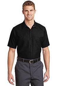 Red Kap SP24LONG Red Kap ® Long Size, Short Sleeve Industrial Work Shirt