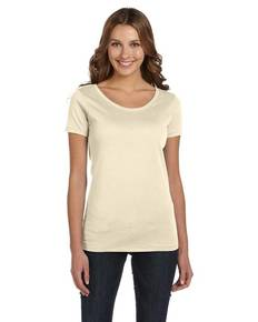 Alternative AA6021 Ladies' 3.5 oz. Organic Scoop Neck