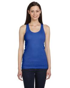 Bella + Canvas B4070 Ladies' 2x1 Rib Racerback Longer Length Tank