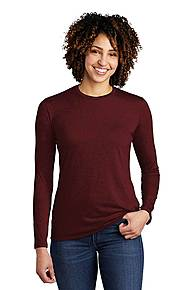Allmade AL6008 Allmade ® Women's Tri-Blend Long Sleeve Tee