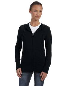 Bella B7207 Ladies' Stretch French Terry Lounge Jacket