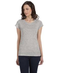 Bella + Canvas B8101 Ladies' Sheer Jersey Short-Sleeve T-Shirt