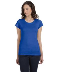 Bella + Canvas B8101 Ladies' Sheer Jersey Short-Sleeve T-Shirt