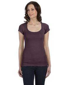 bella-canvas-b8703-ladies-39-sheer-mini-rib-short-sleeve-scoop-neck-t-shirt