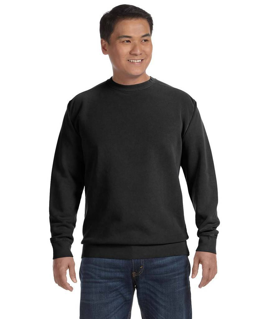 Comfort Colors 1566 Crewneck Sweatshirt Shirtspace Com